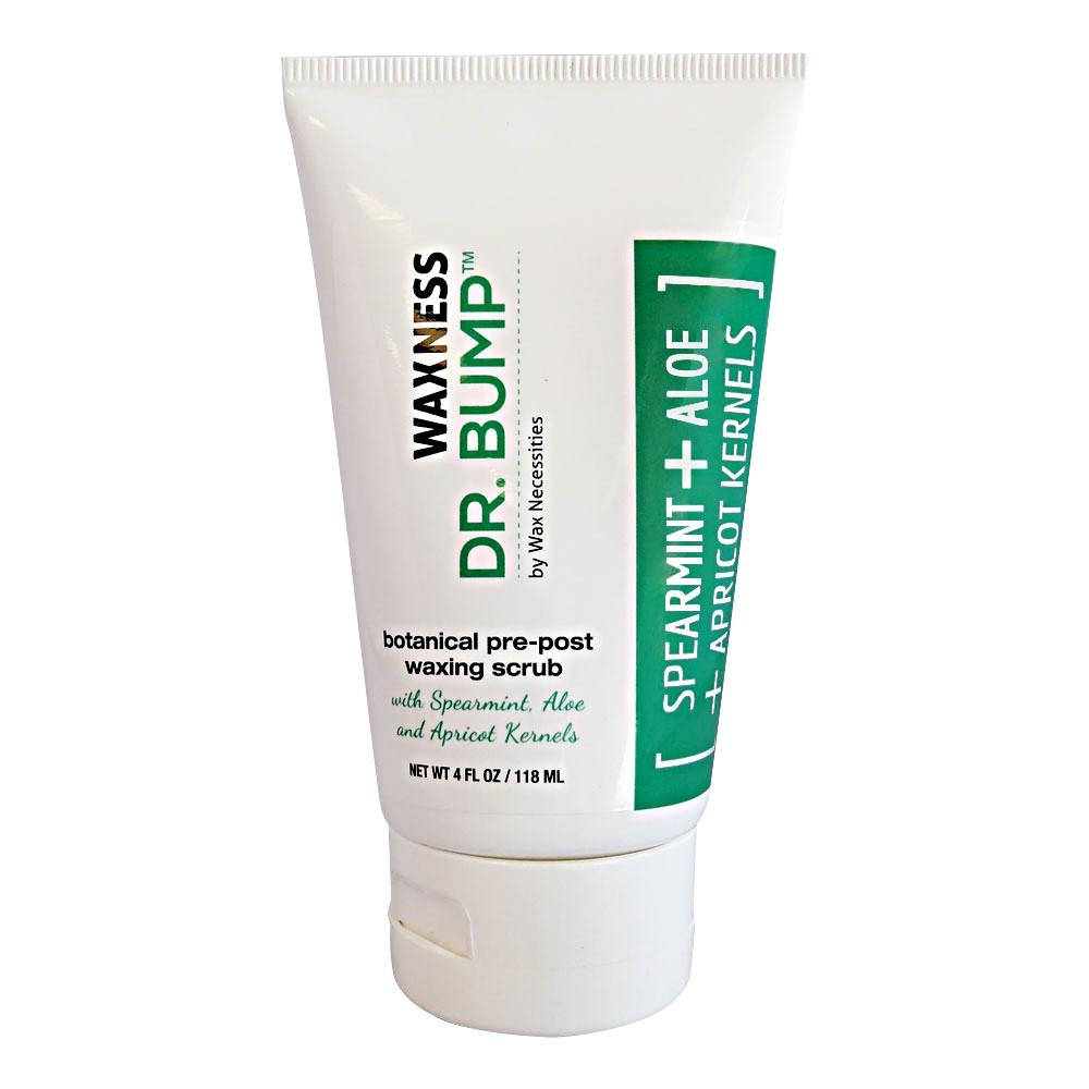 Dr. Bump Botanical Pre Post Waxing Scrub 4 fl oz 118 ml