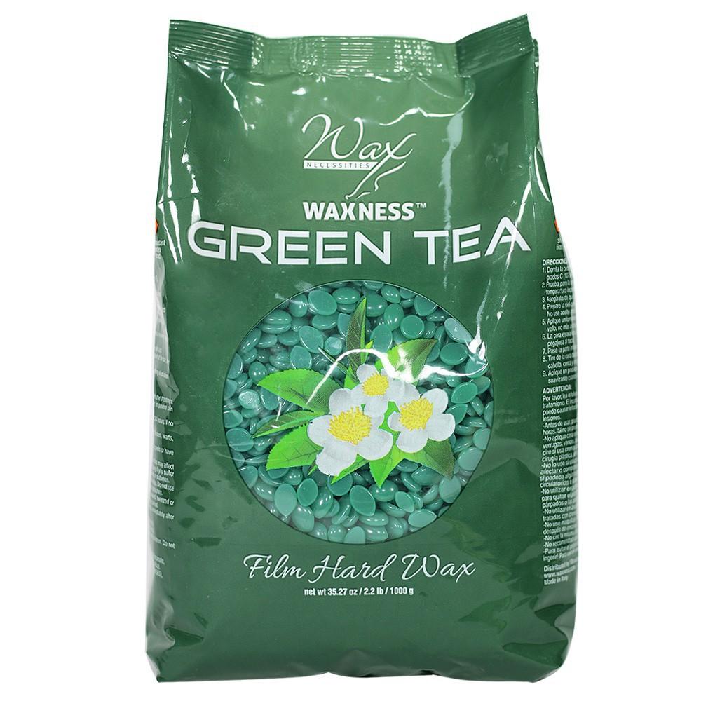 Green Tea Film Hard Wax Beads 2.2 LB / 35.27 OZ