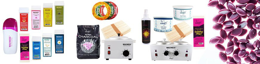 Waxing kits have everything you need to professionally start waxing.