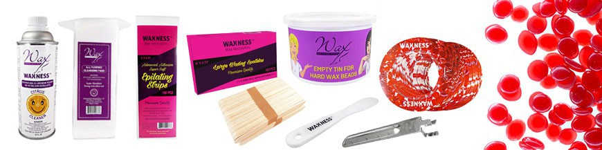 A wide variety of quality waxing accessories an low prices