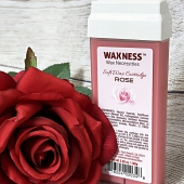 Our rose creamy soft wax cartridge is suitable for large areas and sensitive skin. Will efficiently and economically coarse hair and gently exfoliate the skin leaving it silky smooth.  #waxness #waxness_ #waxnecessities #waxnesssoftwax
