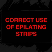 The most appreciated technique for removing unwanted hair is waxing, primarily due to the efficiency of hair removal and due to the fact that it is the method with the longest results, a waxing guaranteeing the fineness of the skin for a period of at least 3-6 weeks.  Epilating Strips - Wax epilating strips effectively remove unwanted hair and leave your skin velvety and hydrated. These strips must be chosen based on several factors.  It is very important to be well informed when choosing epilating strips, to achieve the desired result. If in the case of instant strips, most are made of plastic and do their job just as well, in terms of hot wax strips, things get complicated. Here you can choose between muslin and non-woven strips. Muslin is a fine, very flexible, woven material from which strong epilating strips are produced. To get the best result, choose strips with fabric as thick as possible, which helps to catch the hairs.  Pellon is a synthetic, non-woven material. Traditionally strips made of pellon are cheaper than those made of muslin, and they used tonot have the same flexibility or strength, however the new generations of non woven strips such as Waxness 3 X 9 strips match the strength and flexibility of muslin strips but they cost less. Both the non-woven epilating strips and the muslin epilating strips are ideal to work with warm waxes because they are made with a strong material that doesn't tear or shed while pulling.  3 x 9 strips are ideal for larger areas but they can be cut for easy use on sensitive and smaller areas of the body, such as the bikini line or mustache.  We recommend you remember these tips: 1. Make sure the wax has reached the optimum temperature. The wax is applied only in the sense of hair growth, its incorrect application causing great pain at the time of extraction. 2. After spreading the wax on the skin, you must firmly press the strip, otherwise the hairs that do not adhere to the strip won't come out after ripping the wax and