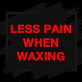 "Waxing is a nightmare for all women, but a few simple tricks can help you significantly reduce the pain during epilation. Waxing is the best choice, because hair grows thinner and thinner, but it can be an unpleasant experience.  Tips for beauticians: 1. Small Portions of Skin - Start applying wax on small portions of skin, 2""-3"" in diameter, to help the client manage the sensation of pain.  2. Temperature - Pay attention to the temperature! Before applying to the skin, you should check the temperature of the wax, whether it is cold or hot wax. Test the wax on your wrist and be very careful when waxing the intimate areas, which is more sensitive than the skin you tested.  3. Swift Pull - Remove the wax with a firm hand movement. Use one hand to rip the wax (or the strip) in the opposite direction of hair growth while tensing the skin with your other hand. If you hesitate, not only do you increase the client's pain level, but you risk getting uneven hair removal.  4. Pleasant Environment - When arranging a beauty salon, you must take into account the environment in which you will work but also in which your clients will come with pleasure and will feel pampered. This place must be pleasant, welcoming and clean. You must be careful that it is beautifully arranged, organized and obligatory to transmit warmth and pleasure to your clients.  5. Dangerous Areas - Do not wax areas you should not. The inside of the ears, nose, nipples, eyelashes, male genitals should not be waxed. Do not attempt waxing on sunburned, irritated skin, moles, cuts or pimples. DO not wax customers using cosmetics based on tretinoin or other skin thinner creams. Not only will it cause great pain, but it is also dangerous.  Tips for clients read here: waxness.com/blog/post/46-less-pain-when-waxing.html"