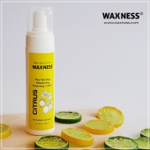 Waxness Pre Wax Foaming lotion is specially formulated to efficiently remove dirt, cosmetics and excess oil from the skin.  It balance the oily skin and prepare it for a successful waxing procedure.  After use the wax will have an increased grip on the hair an important step for a perfect waxing procedure.  #waxness #waxness_ #waxnecessities #prewaxingcleanser #prewaxingfoaminglotion #waxnesscleanser
