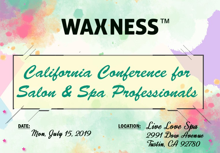 California Conference for Salon & Spa Professionals