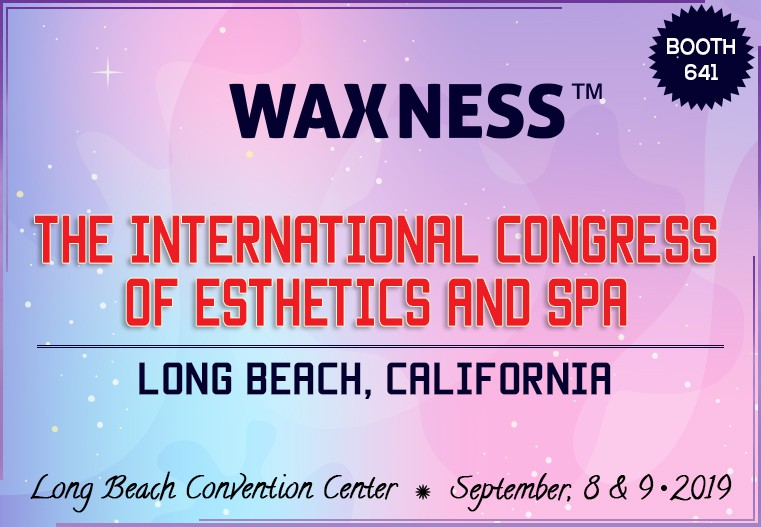 The International Congress of Esthetics and Spa, Booth 641!