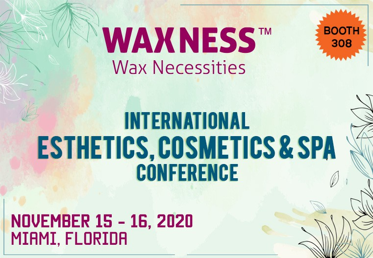 The International Congress of Esthetics and Spa in Miami, Florida