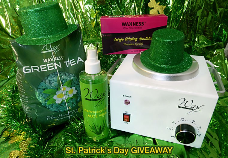 Instagram St. Patrick's Day Promotion!